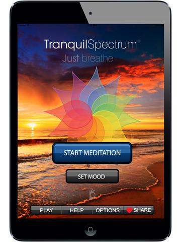 Tranquil Spectrum HD