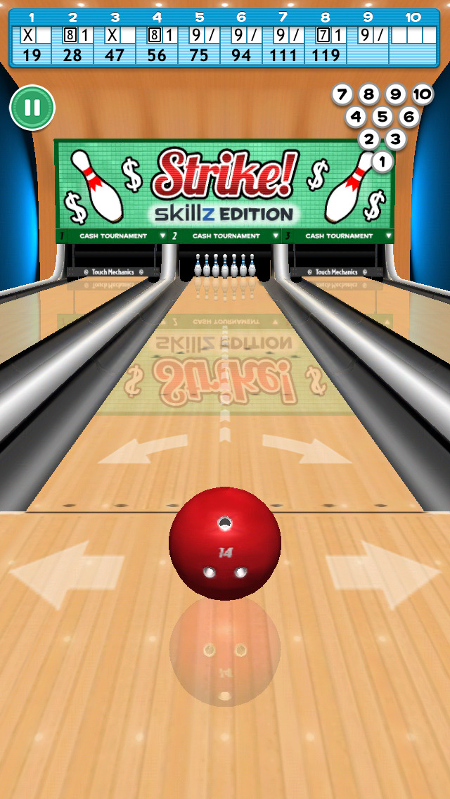 Real Bowling Game - Play online at