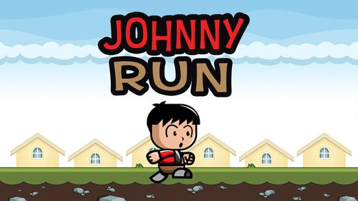 Johnny Run - Endless Arcade Runner