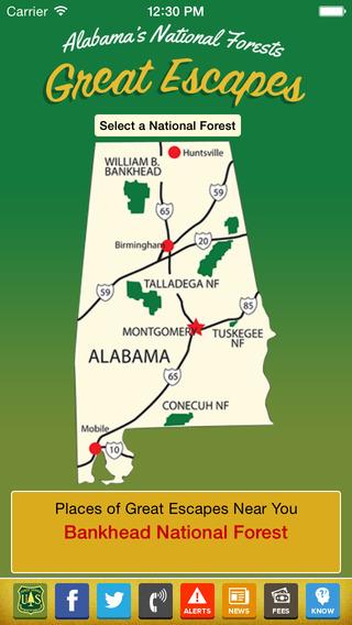 Alabama Great Escapes