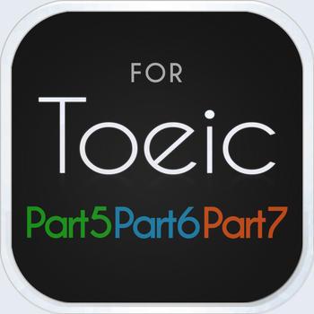 ToeicStopWatch: stopwatch/timer for TOEIC LOGO-APP點子