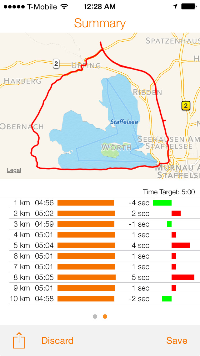 run.App – Running with GPS
