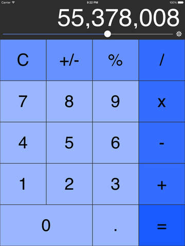 Decimal Calculator No Ads Links or IAP