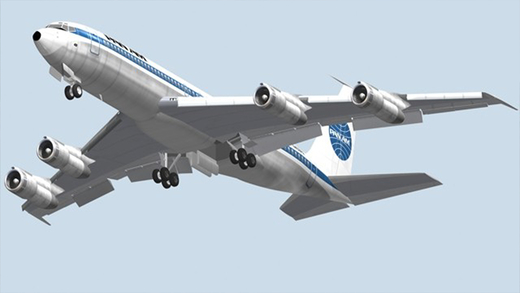 Flight Simulator Airliner 707 Edition - Become Airplane Pilot