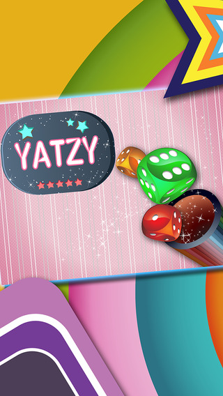 Colorful Yathzy Dice - Play In The Multiple Casino's Board Pro