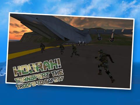 War Plane Flight Simulator Premiumscreeshot 4