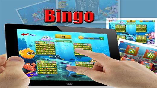 Bingo Pop Fish Pro - The Amazing Bingo Dash Fever