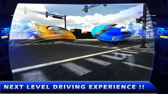 Hovercraft Racing 3D Simulator
