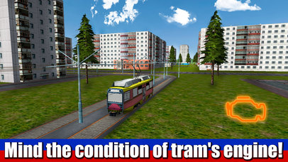 Russian Tram Driver 3D screenshot 3