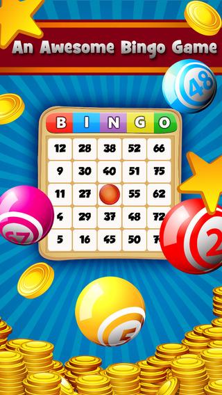 Bingo Smash - Free Mobile Bingo Game
