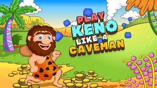 Caveman Keno Casino PRO - Double Bonus Fun with Game