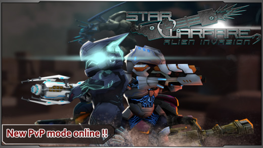 Star Warfare:Alien Invasion 遊戲 App-癮科技App