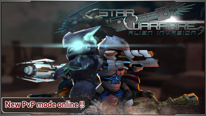 Star Warfare:Alien Invasion - iPhone Mobile Analytics and App Store Data