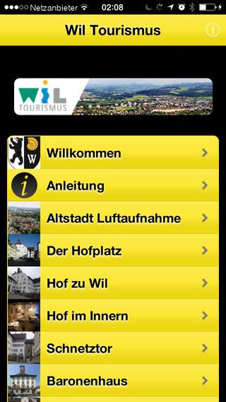 Stadtführung Wil St. Gallen