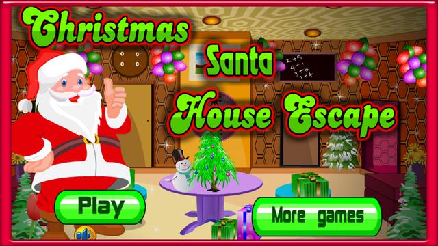 Christmas Santa House Escape