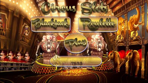 Aaaahh Grand Circus Slots 777 Free