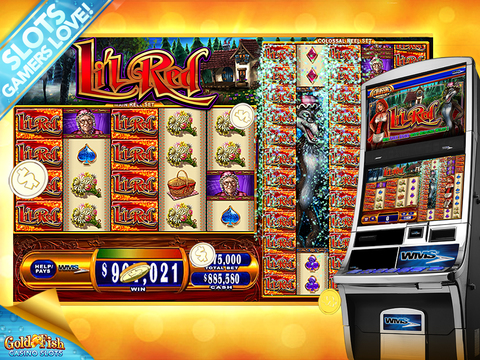 Gold fish casino slots hd win a fortune play lucky for Gold fish casino