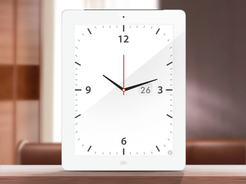 Quick Alarm: Nightstand Clock Screenshots