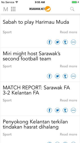 InSarawak App