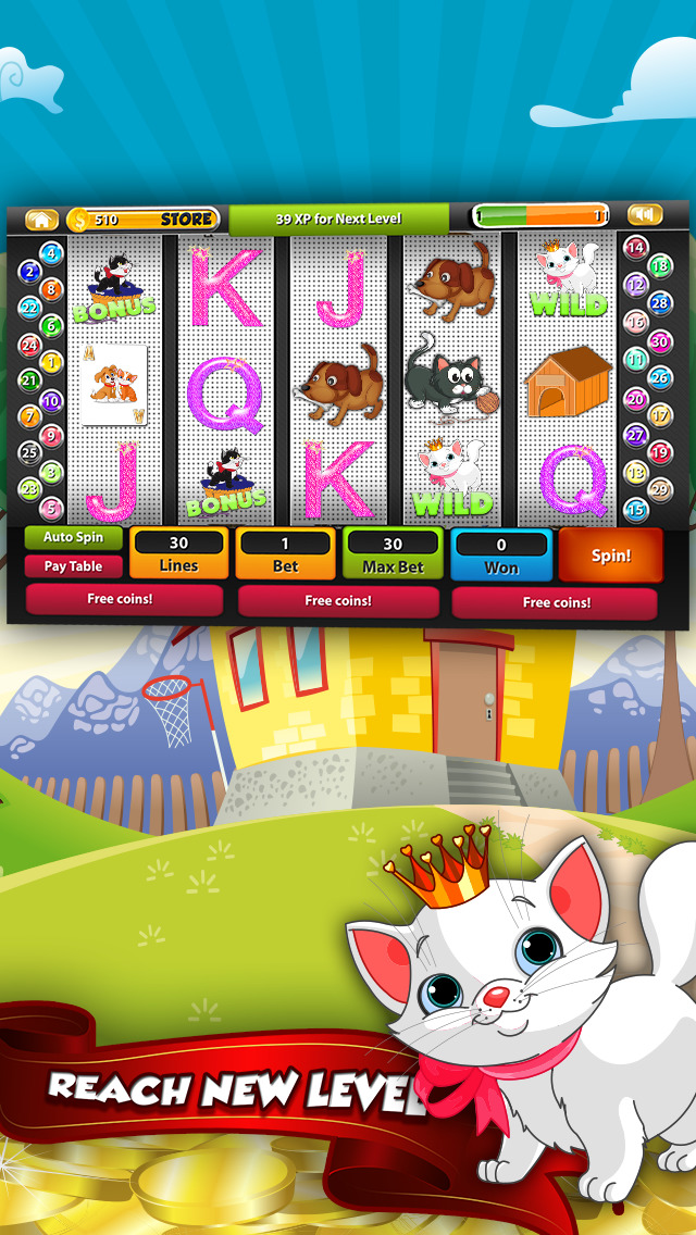AboutBow Wow Slots