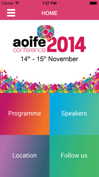 Aoife Conference 2014