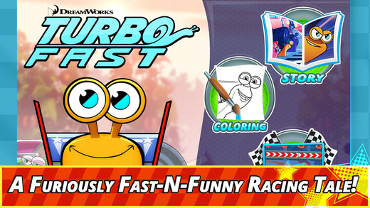 Turbo FAST: Interactive Storybook