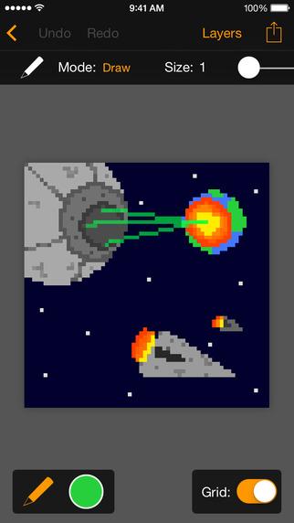 Pixure – Pixel Art Studio