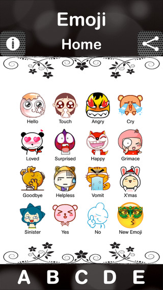 Emoji for WeChat Instagram WhatsApp