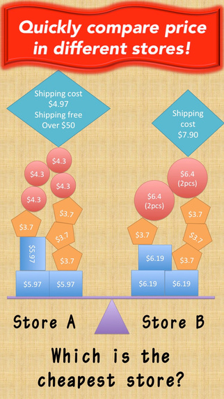 Shopping Analyzer Price Comparison App