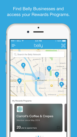Belly - Free Stuff You'll Love - World's Best Rewards Program for Loyal Customers Like You