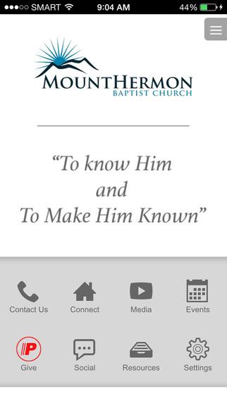 Mt Hermon Baptist Church