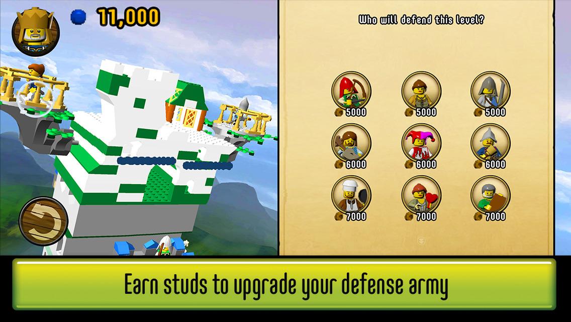 LEGO® FUSION Battle Towers
