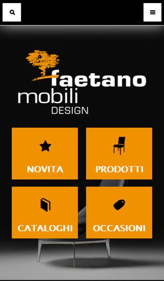 Faetano Mobili Design