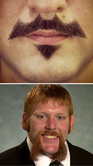 Funny Mustache Wallpapers