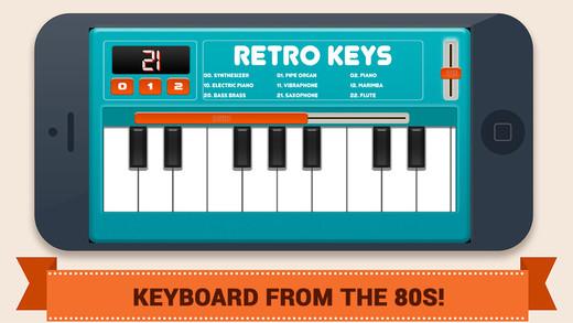 Retro Keys Plus