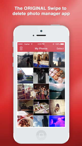 Swipeout - Clean Manage Camera Roll the Easy Way Photo Video Manager