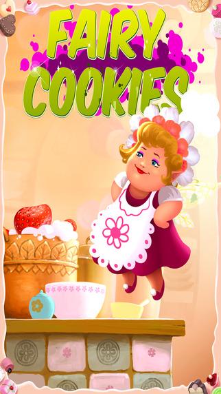 Fairy Crunchy Cookies