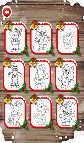 Christmas Drawing Pad For Toddlers Santa Claus - Christmas Holiday Fun For Kids