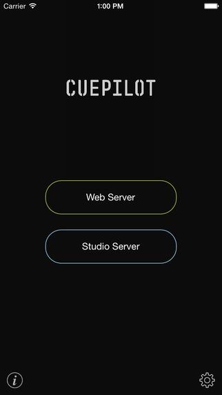 CuePilot CueApp