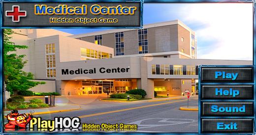 Medical Center - Free Hidden Object Games