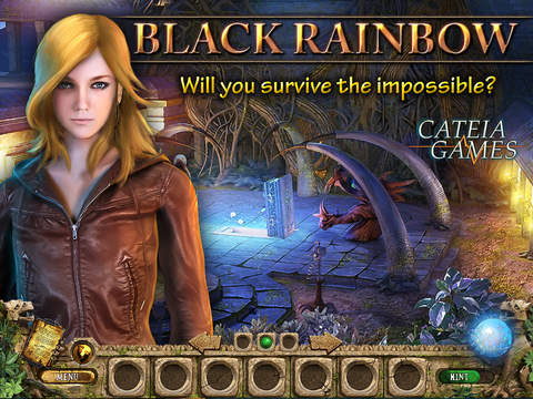 Black Rainbow HD на iPad