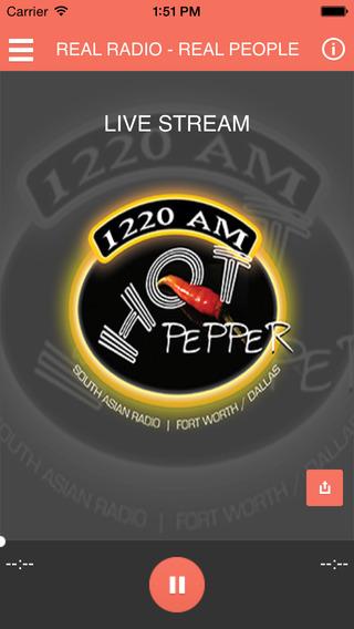 Radio Hot Pepper