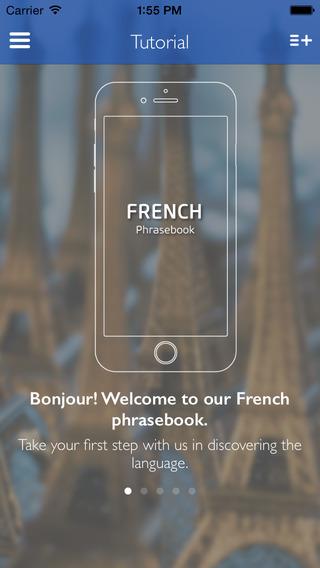 French Phrasebook - Eton Institute
