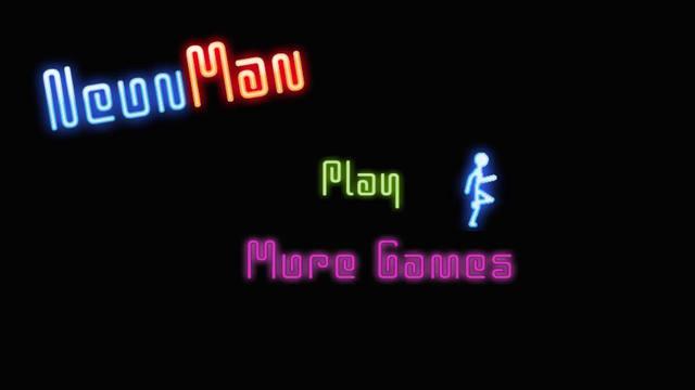 NeonMan - Jumping Adventure