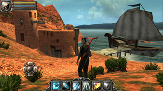Screenshot #9 for Aralon: Sword and Shadow