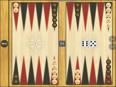 FaceMe Backgammon Screenshots
