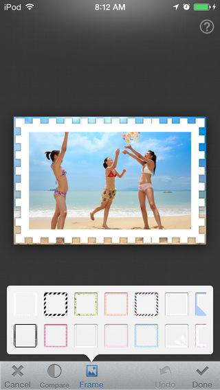 酷照片 – 简单手势操作,编辑完美照片