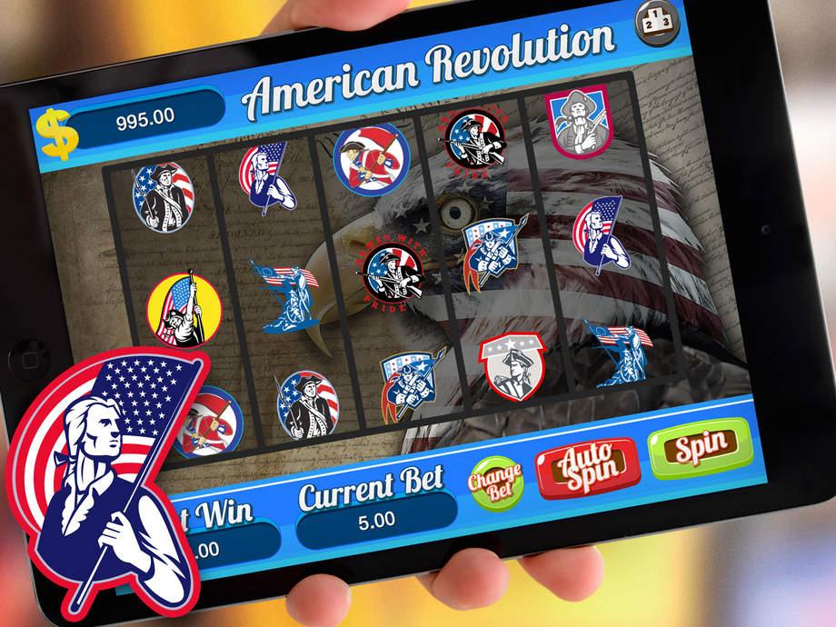 Slot revolution itunes