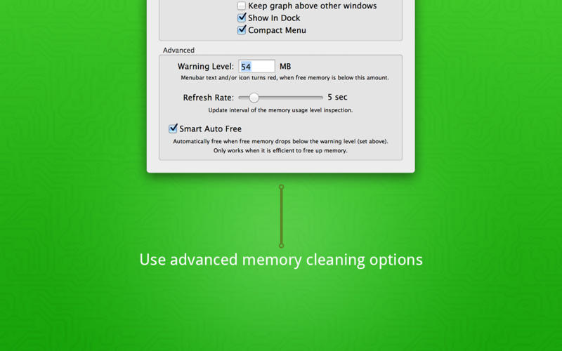 FreeMemory Screenshot