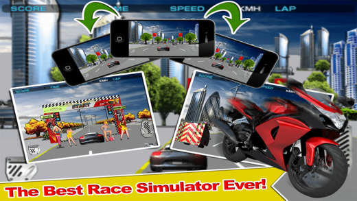 Burning Tires Race Free – Feel the Speedy of Real Racing GT Tracks